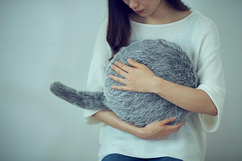 qoobo cushion kickstarter yukai fy 3