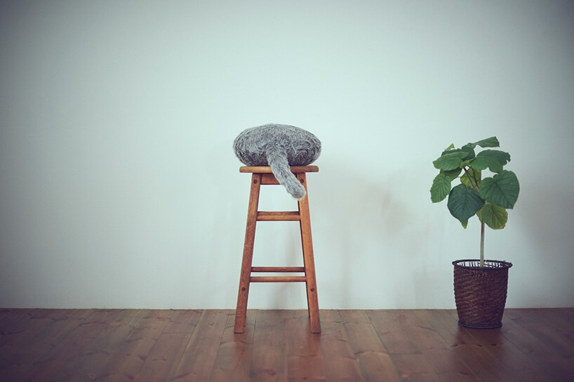qoobo cushion kickstarter yukai fy 4