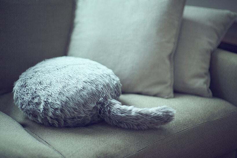 qoobo cushion kickstarter yukai fy 6