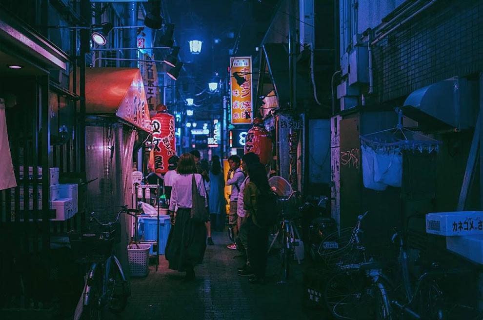 tokyo photography series neon dreams fy 13