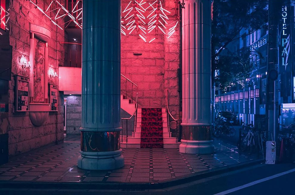 tokyo photography series neon dreams fy 15