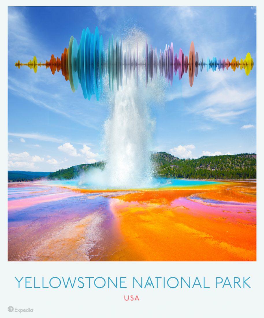 5 Yellowstone National Park USA