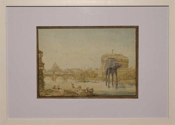 Riccardo Mayr star wars characters renaissance paintings fy 7