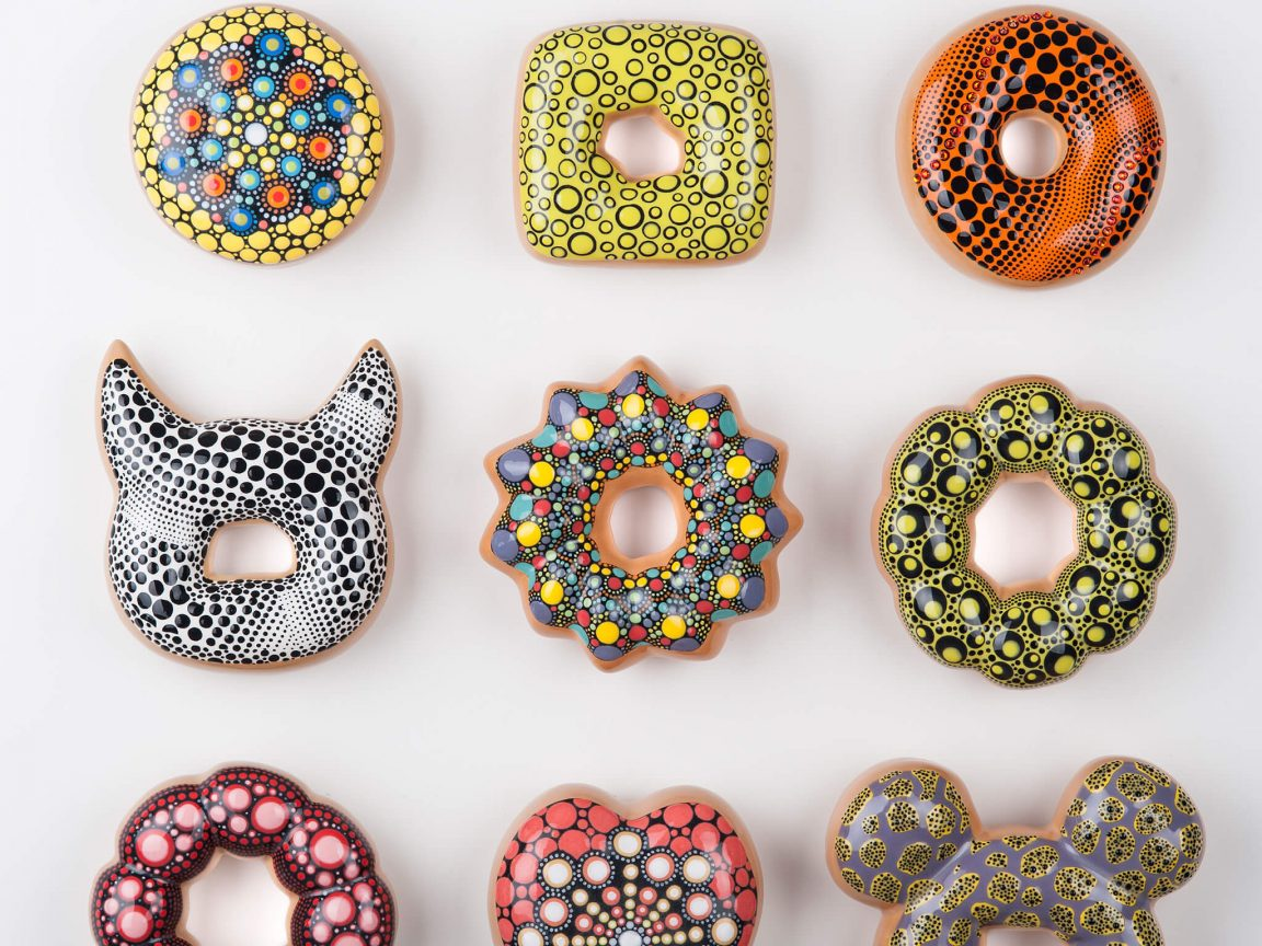 donut worry be happy fy 1