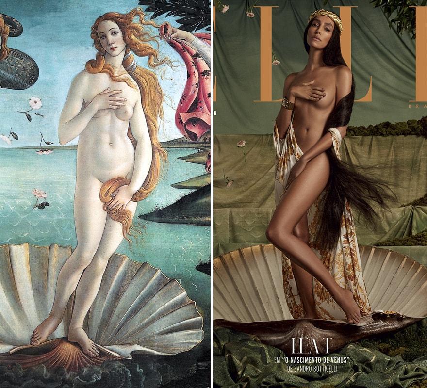 elle brazil famous paintings fy 1