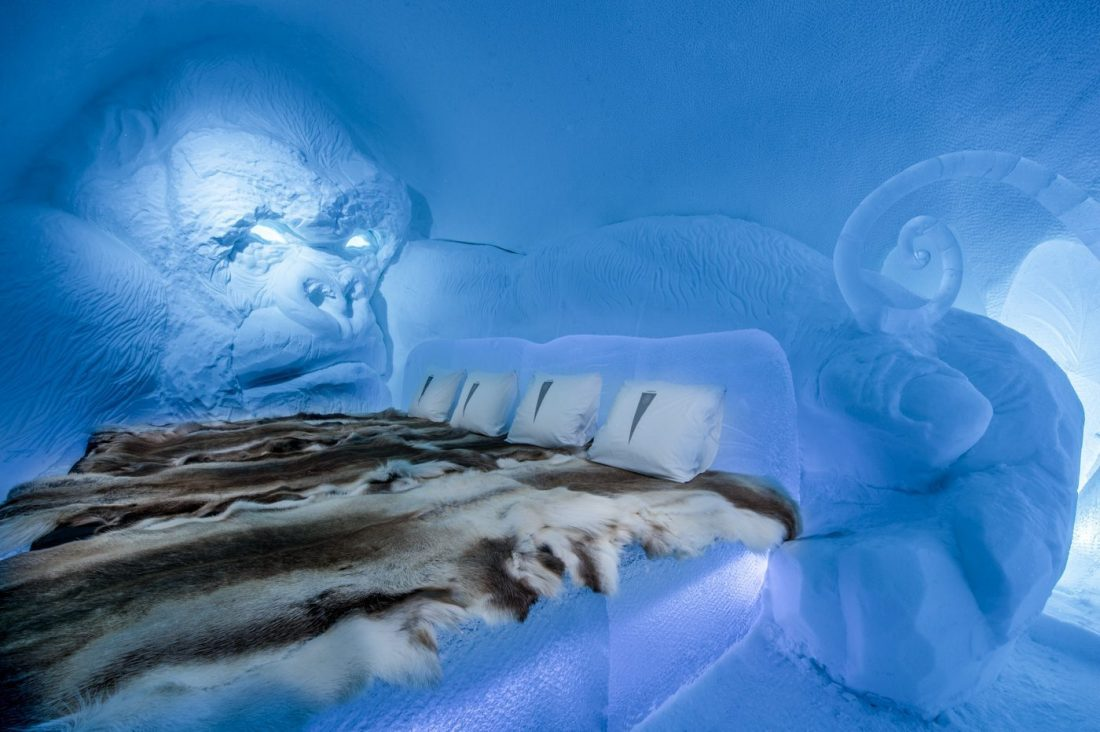 icehotel fy 11