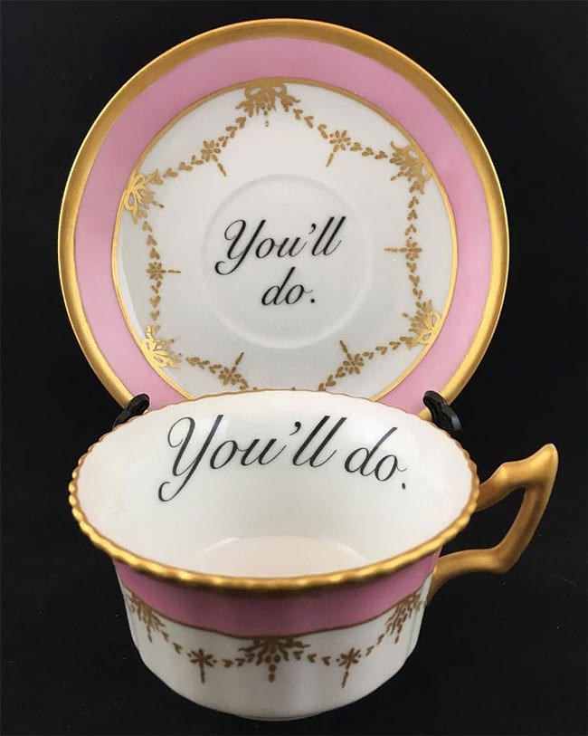 offensive teacups insult guests fy 11