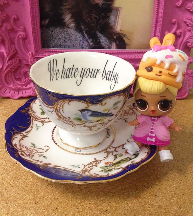 offensive teacups insult guests fy 13