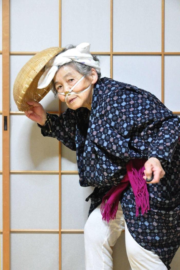 self portraits kimiko nishimoto fy 6