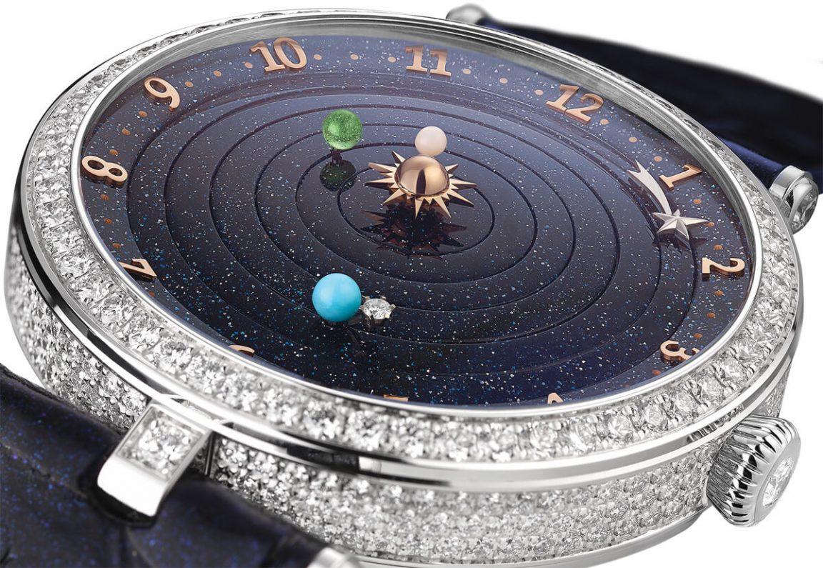 van cleef arpels lady arpels planetarium fy 1