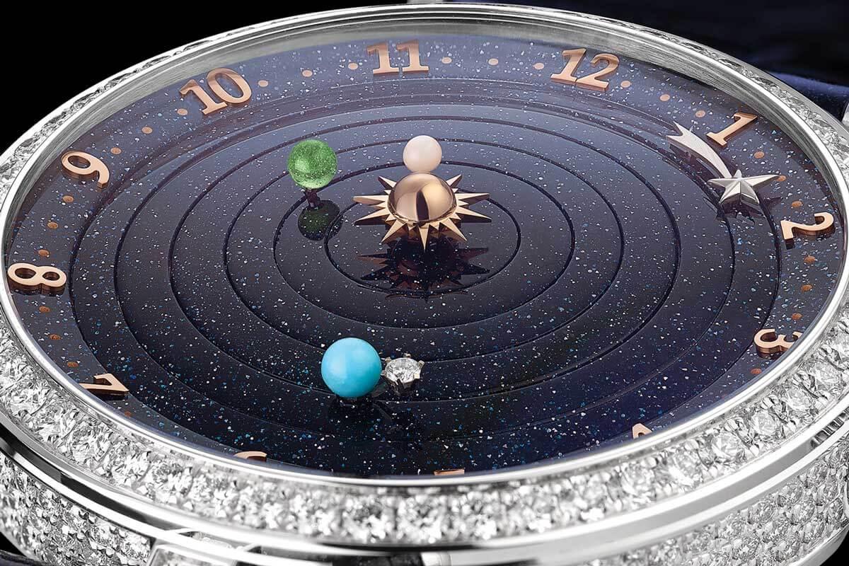 van cleef arpels lady arpels planetarium fy 4