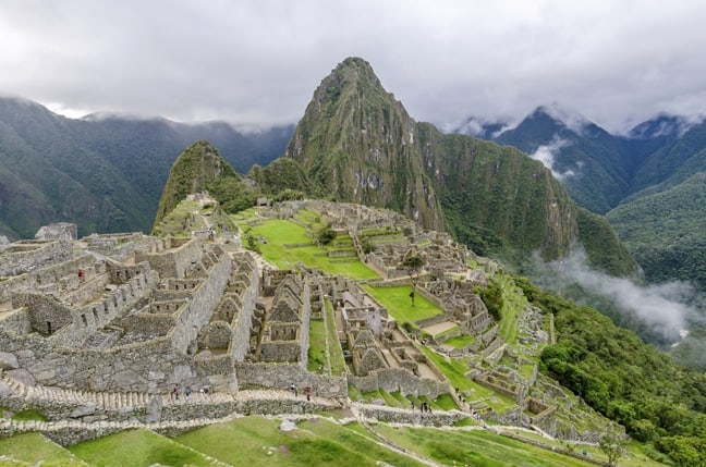Hiked Machu Picchu