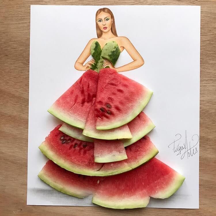 3d fashion dresses edgar artis 14