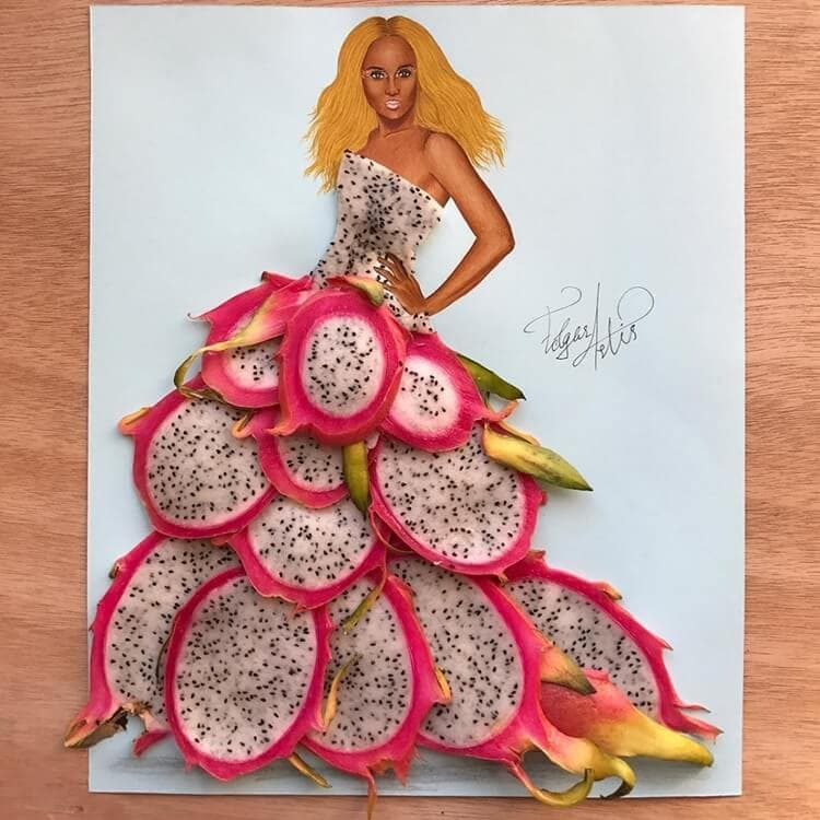 3d fashion dresses edgar artis 15