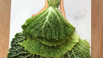 3d fashion dresses edgar artis 24