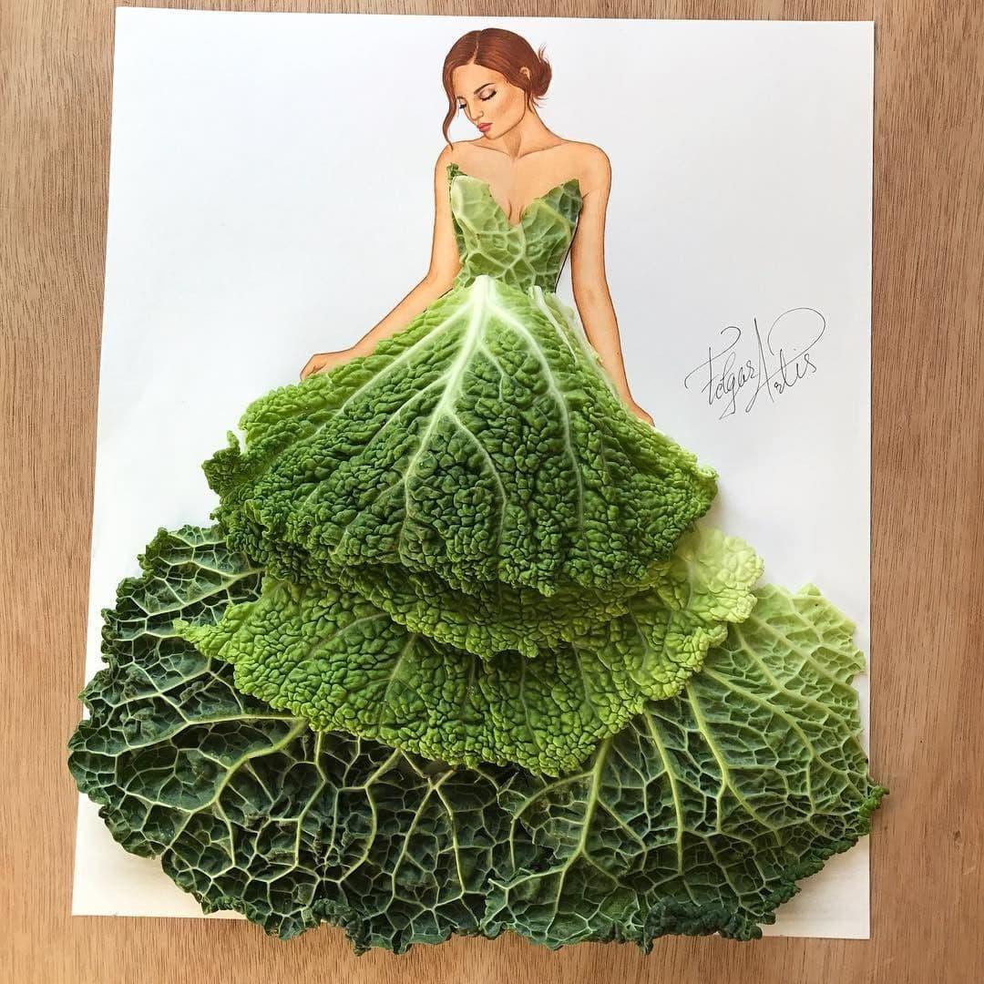3d fashion dresses edgar artis 24