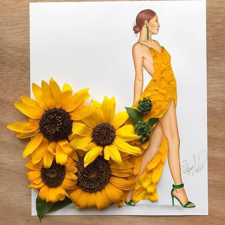 3d fashion dresses edgar artis 9
