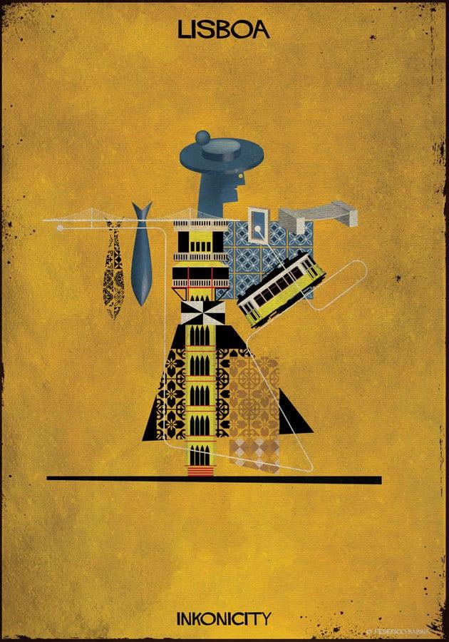 federico babina 010 Lisboa INKONICITIES 01