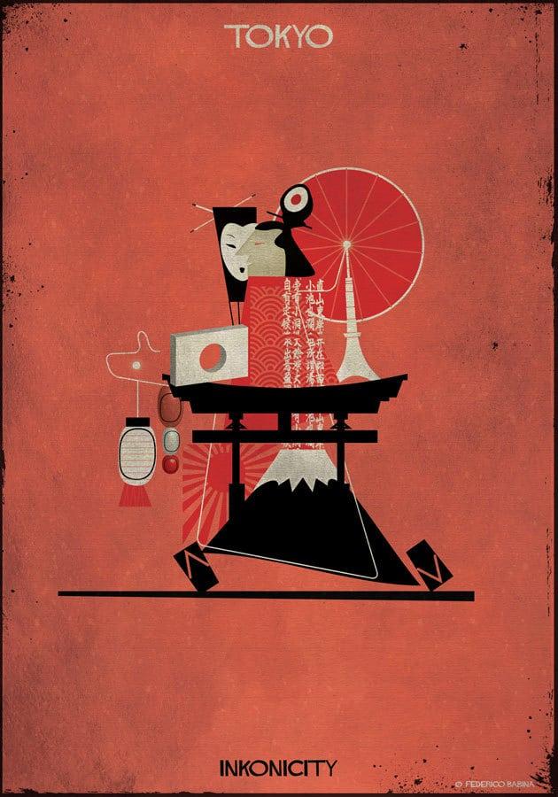 federico babina 08 Tokyo INKONICITIES 01 01
