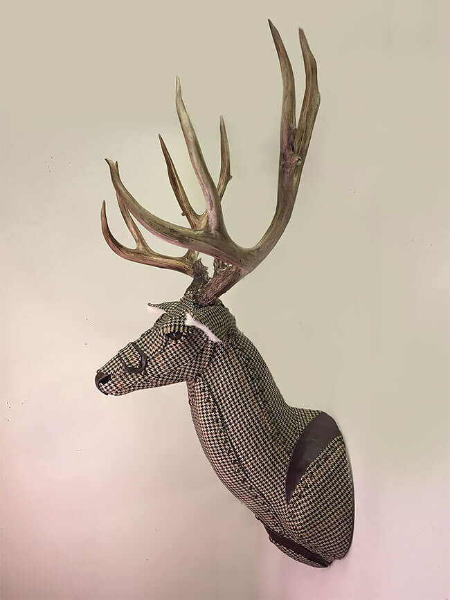 upholstery animal head wall mounts kelly jelinek fy 12