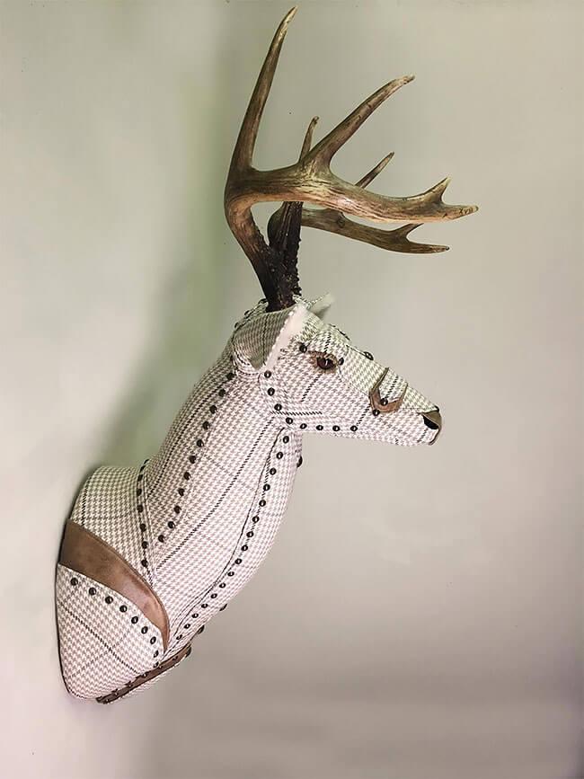 upholstery animal head wall mounts kelly jelinek fy 13