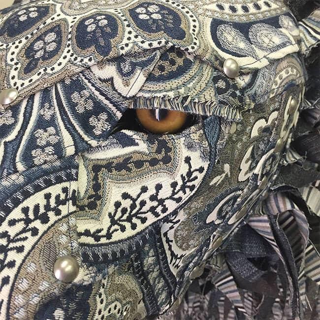 upholstery animal head wall mounts kelly jelinek fy 14