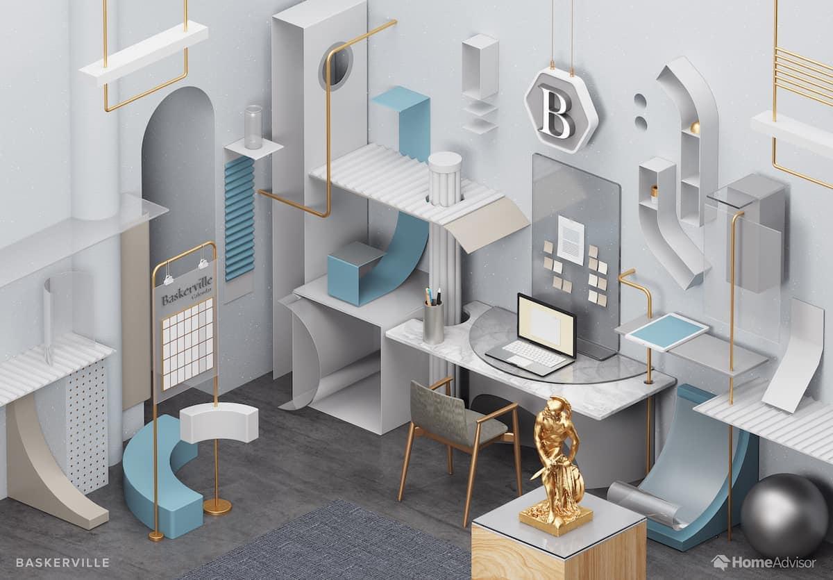V1 03 Baskerville interior