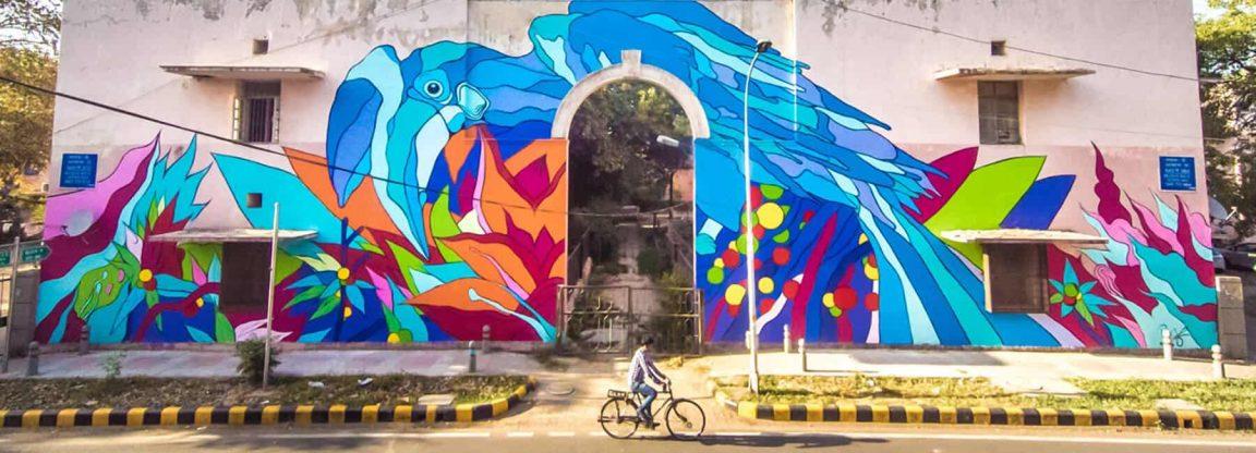 bicicleta sem freio justkids dheli murals 14
