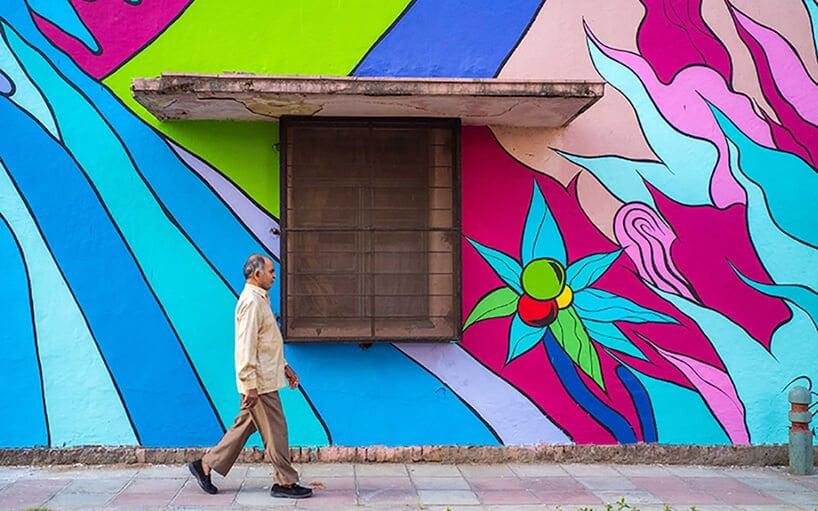 bicicleta sem freio justkids dheli murals 2