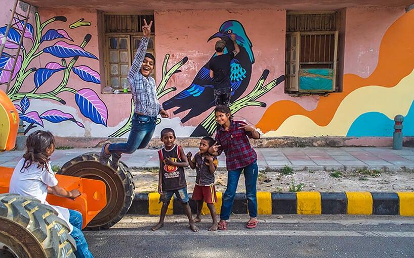 bicicleta sem freio justkids dheli murals 8