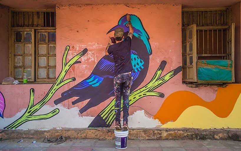 bicicleta sem freio justkids dheli murals 9