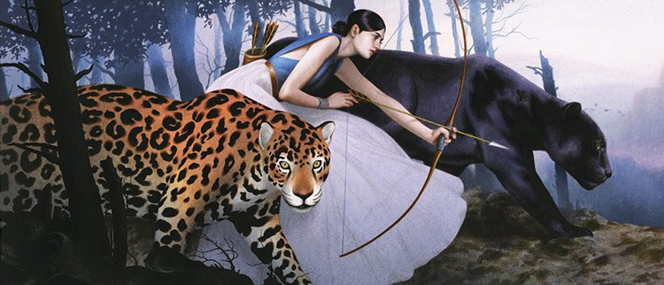 fairytale colored pencil drawings tran nguyen 6