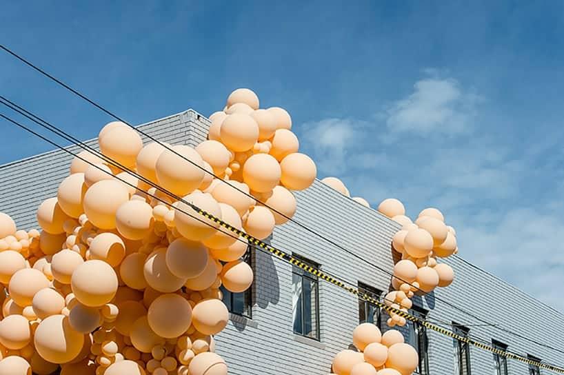 geronimo balloons melbourne design week ngv 3