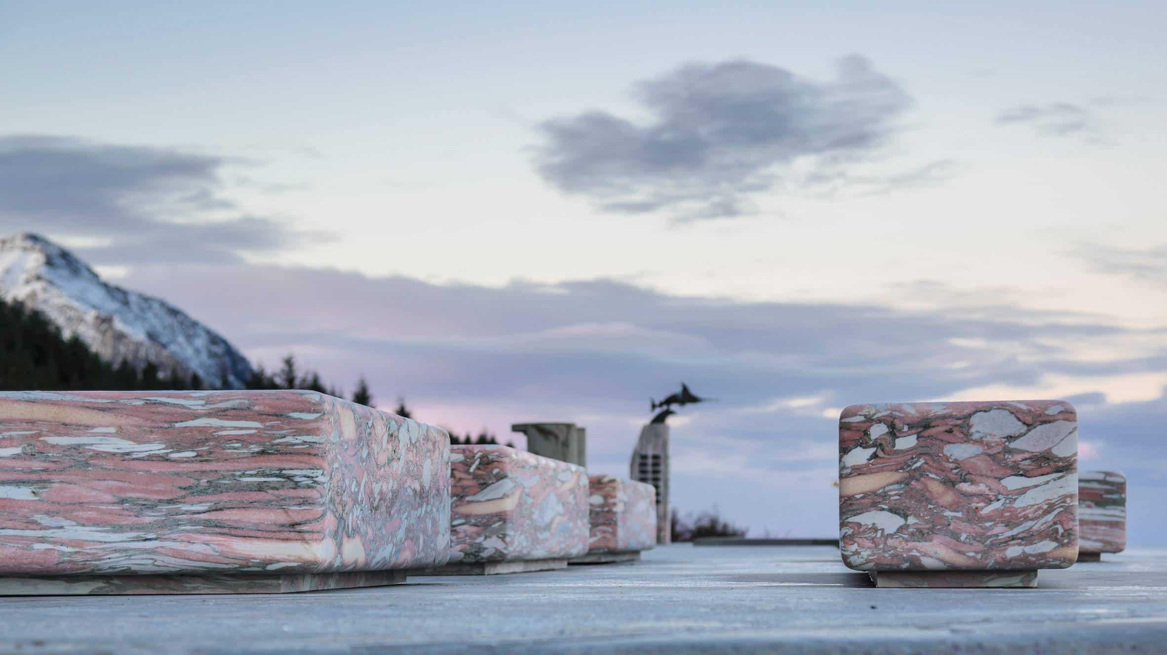 haugen zohar arkitekter hza wave shaped toilet facility norwegian scenic route 9