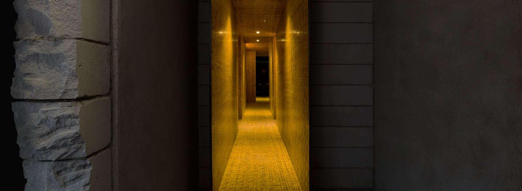 infinite nide bamboo concrete office changsha 1