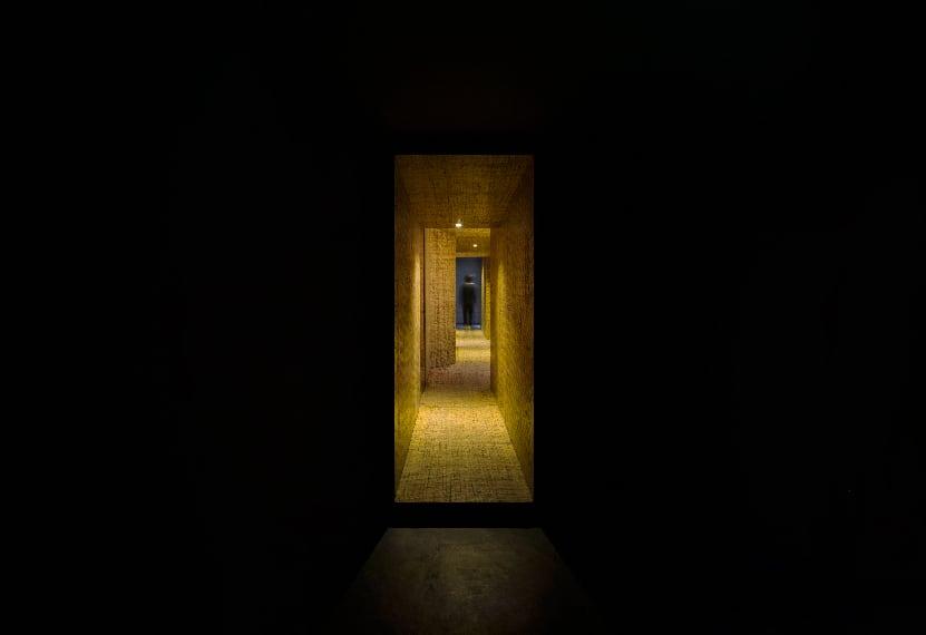infinite nide bamboo concrete office changsha 12