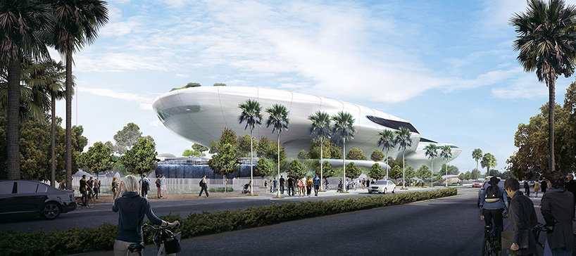 mad architects lucas museum narrative art los angeles 5
