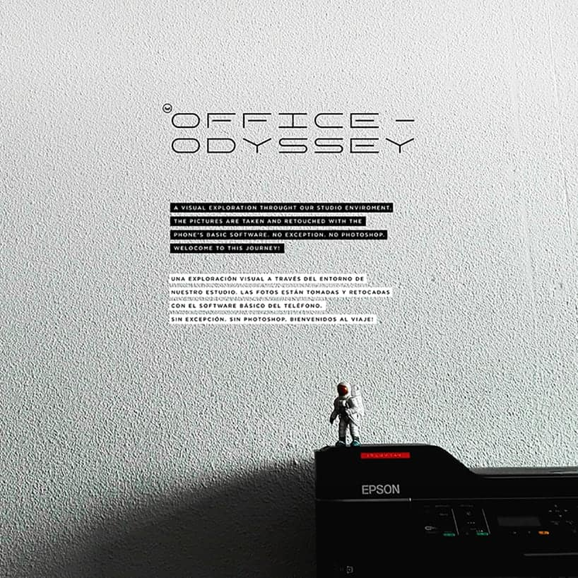 office odyssey mauco sosa 19