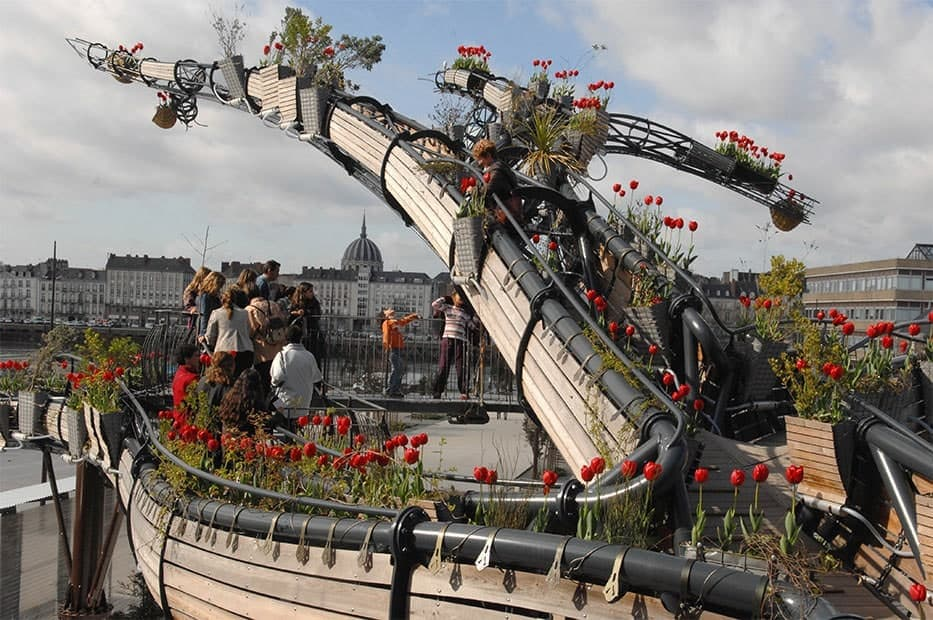 worlds largest hanging garden herons tree 4