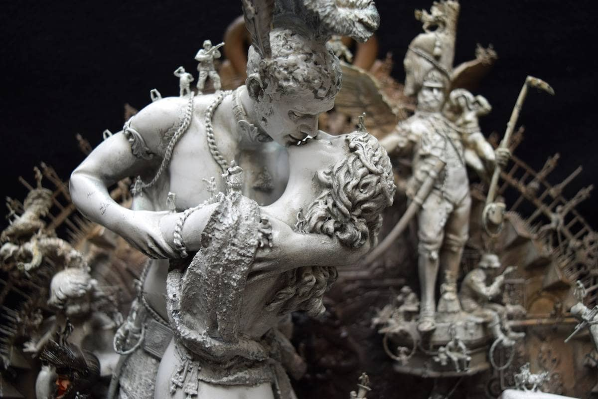 kris kuksi assemblage sculpture 5