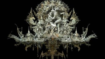 kris kuksi assemblage sculpture 6