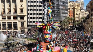 okuda fallas festival valencia 11