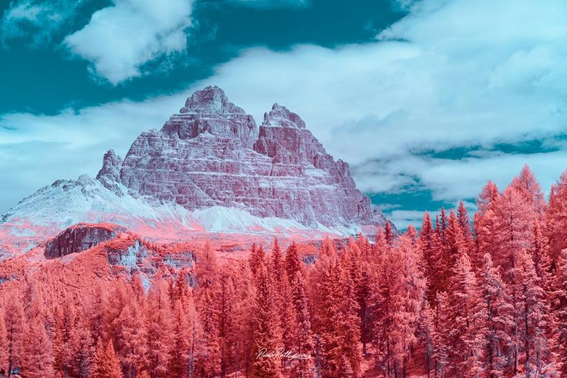 paolo pettigiani infrared dolomites 2