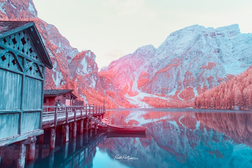 paolo pettigiani infrared dolomites 3