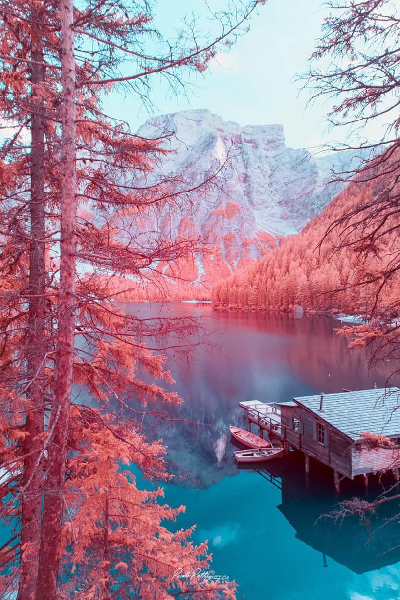 paolo pettigiani infrared dolomites 4