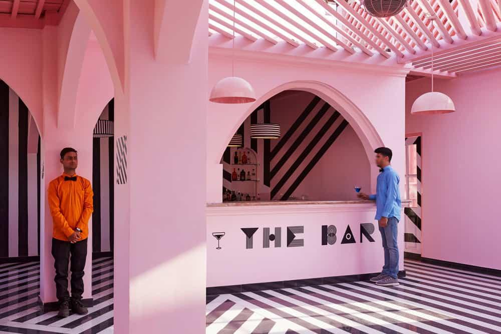pink zebra restaurant india pictures 1