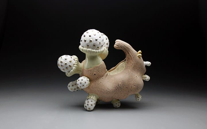 sara catapanos biomorphic ceramic sculptures 7