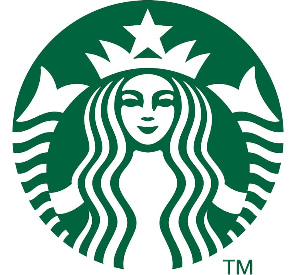 2 Starbucks current logo