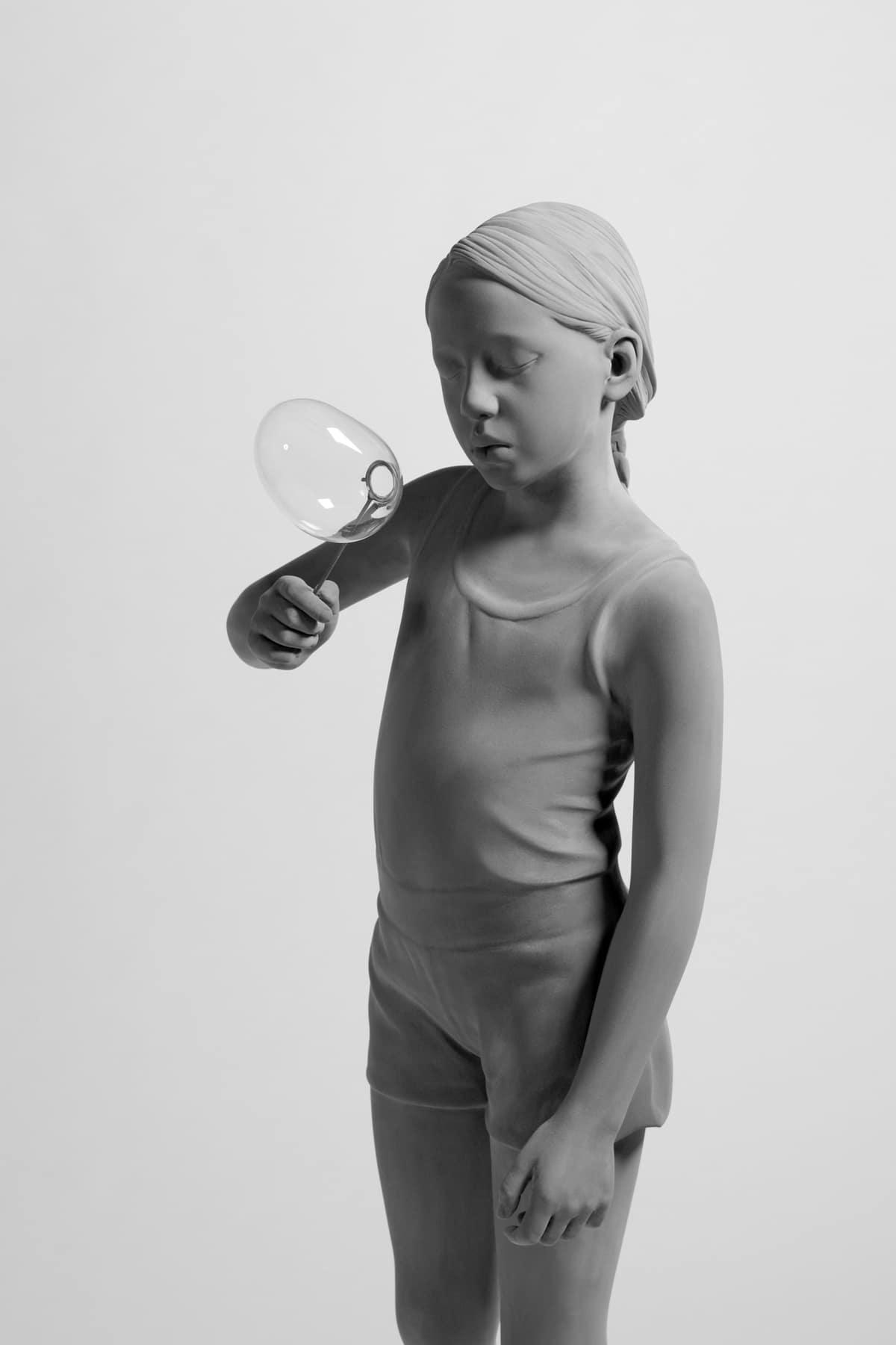 hans op de beeck sculpture 10