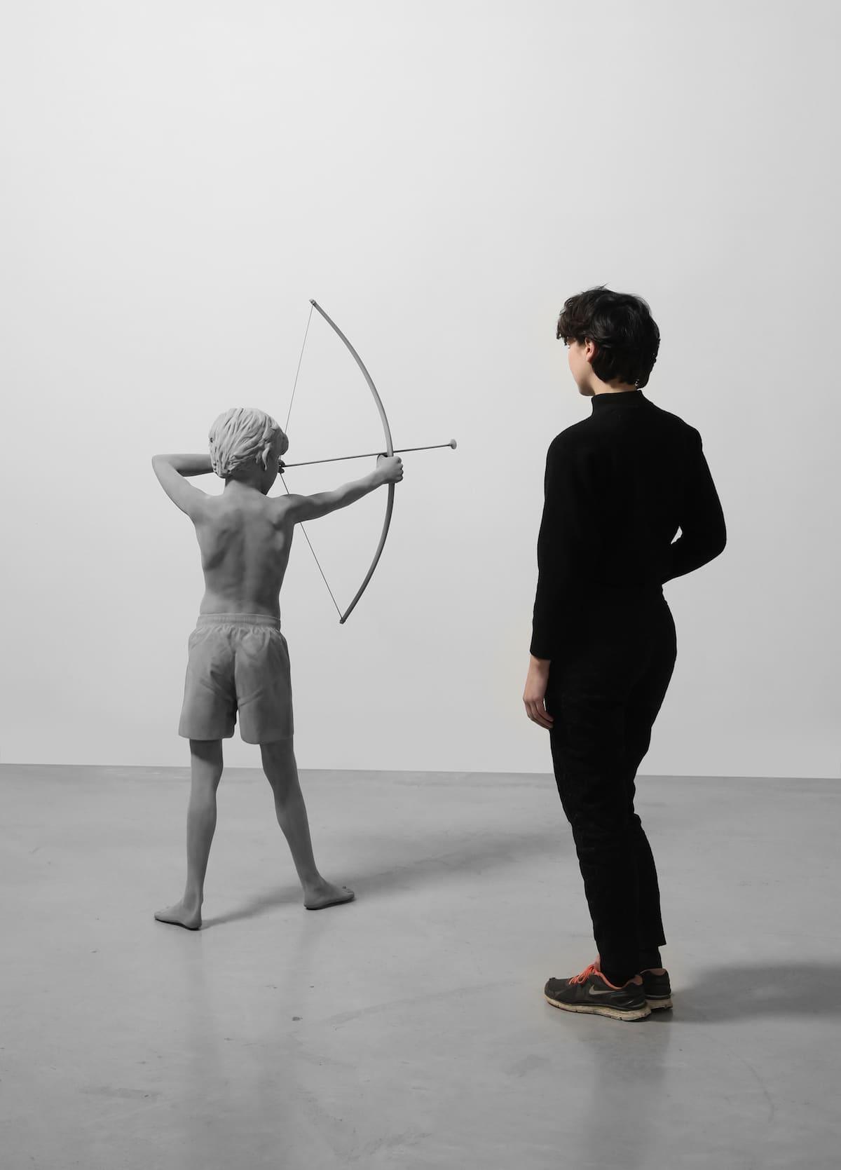 hans op de beeck sculpture 12